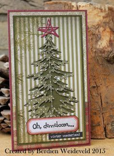 Image Result For Https Cards Using Tim Holtz Woodland Dies Sample Christmas Cards Christmas Cards To Make Christmas Cards 2017