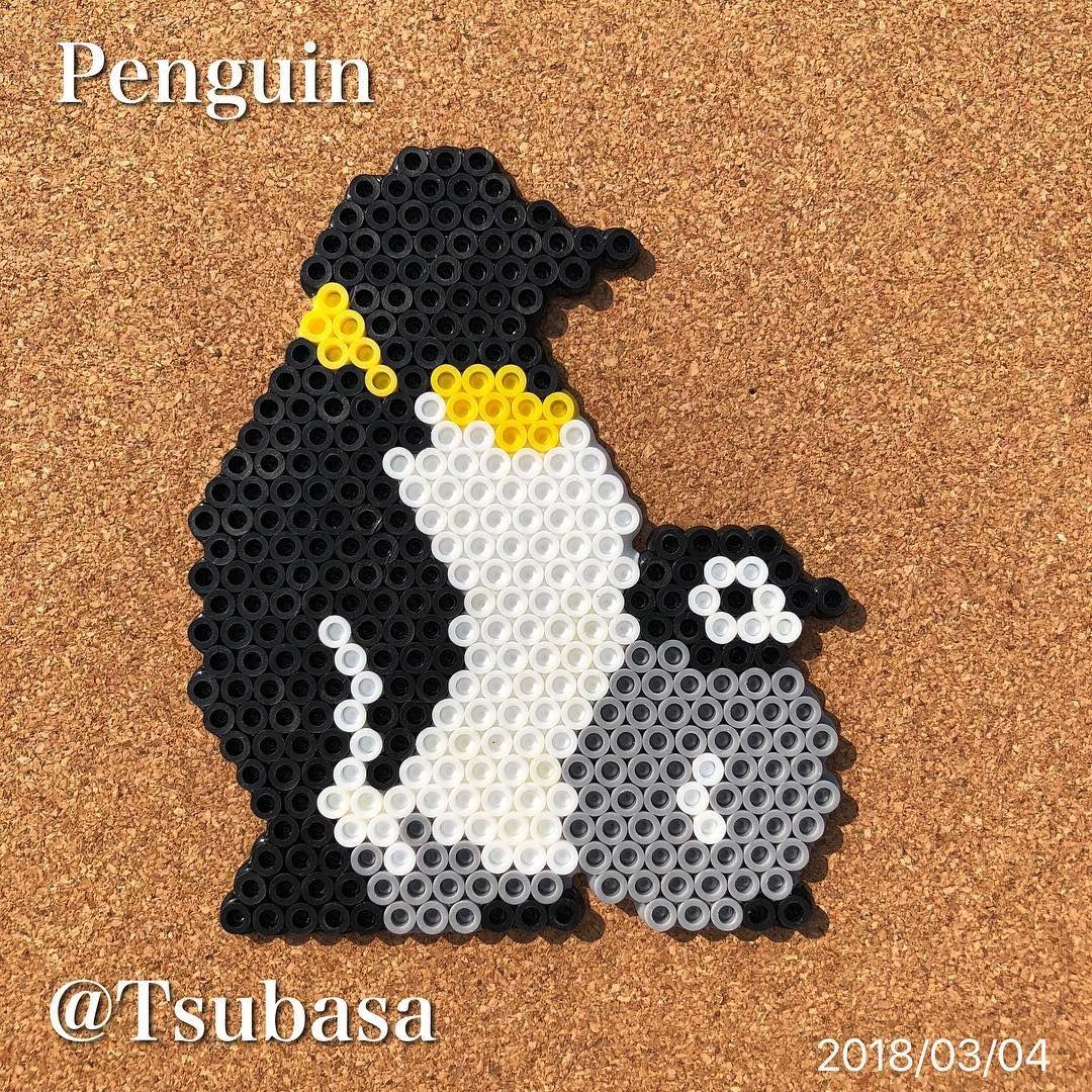 Handii Made Bugelperlen Pinguine Basteln