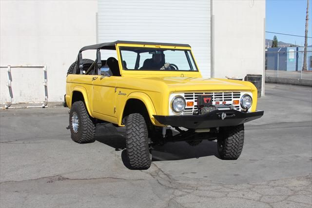 Early Bronco Roadster 1968 With 302 Ford Racing Crate Engine Ford Racing Early Bronco Bronco