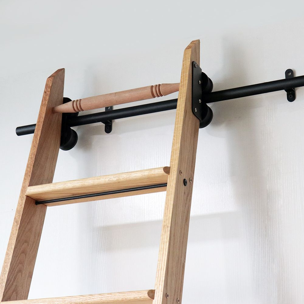 Glide Rolling Library Ladder Hardware Library Ladder Making Barn Doors Barn Door Hardware