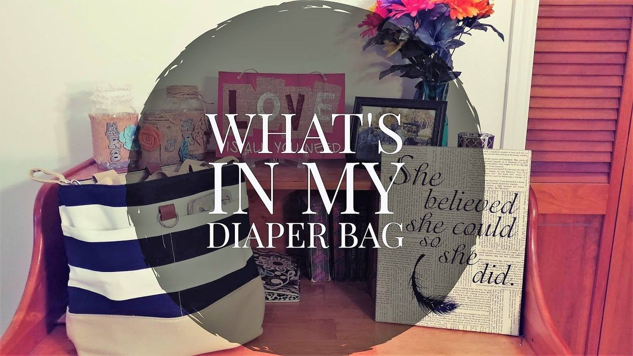 What's In My Diaper Bag? New Nursing Cover and Carseat Canopy from #BratsOnBoard
