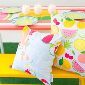 Celebrate summer with outdoor entertaining with Shutterfly and DIY Citronella…