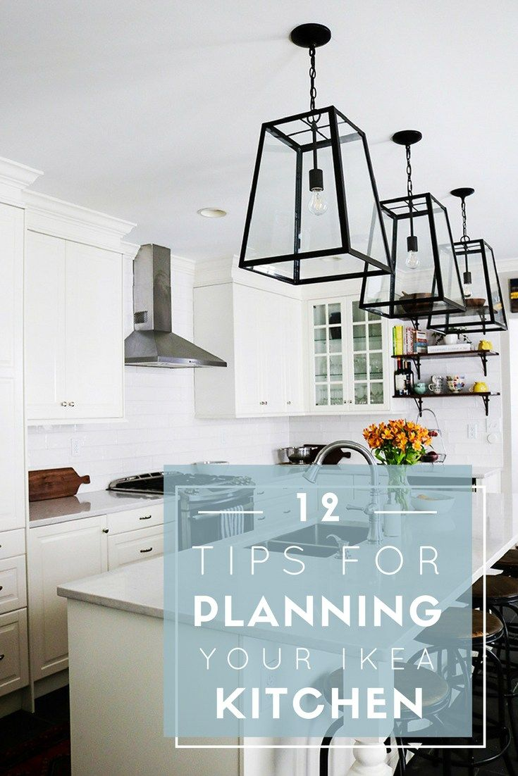 What You Must Know Before Planning Your IKEA Kitchen | Pinterest ...