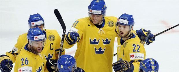 Ishockey Trekroner Sverige Sweden Kingdom Of Sweden Scandinavian Countries