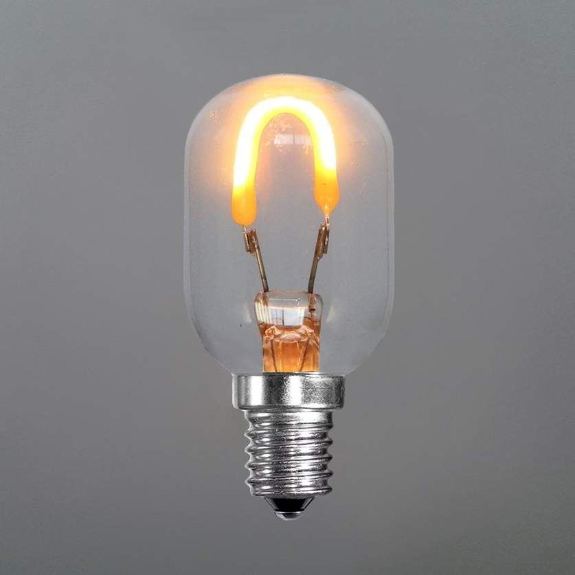 1 Watt Vintage Pilot Dimmable Led Filament Light Bulb E14 Light Bulb Dimmable Led Dimmable Led Lights