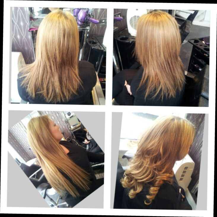 Before And After 175 Weave Inver Kent Hair Extensions