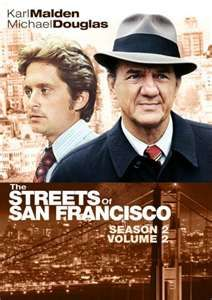 Streets of San Francisco. I remember watching this show with my parents. Wow!! That was a long time ago.