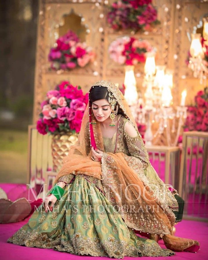 Pin by Zai Noor🦄 on Bride Of The Day in 2020 Pakistani