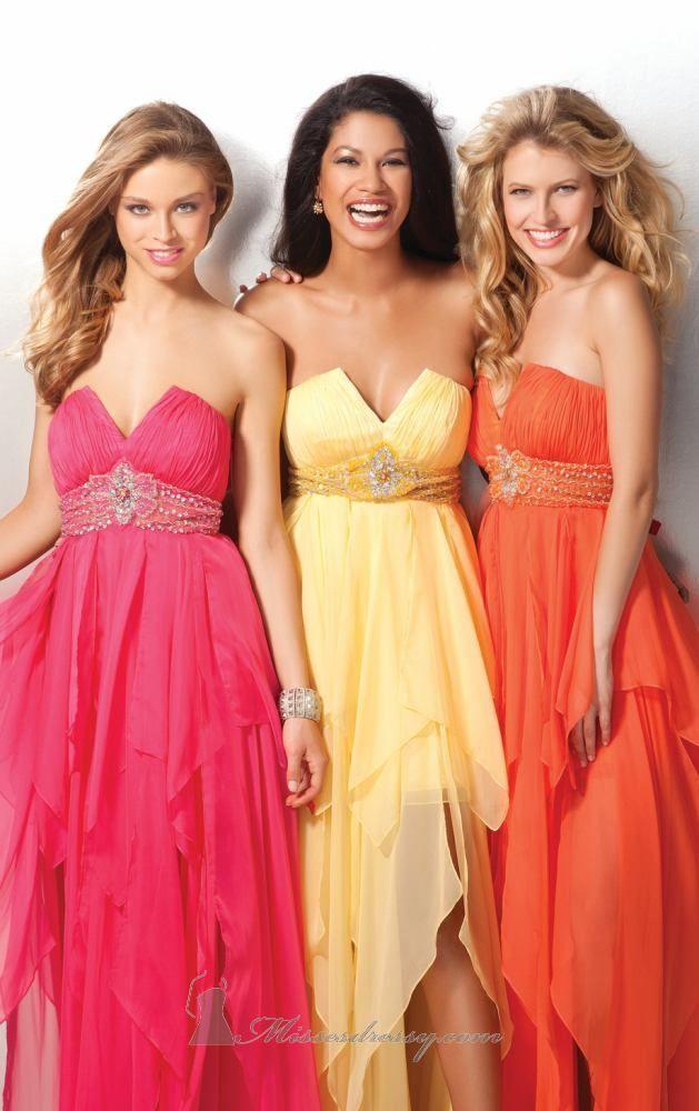 Clarisse 17153 Dress - MissesDressy.com