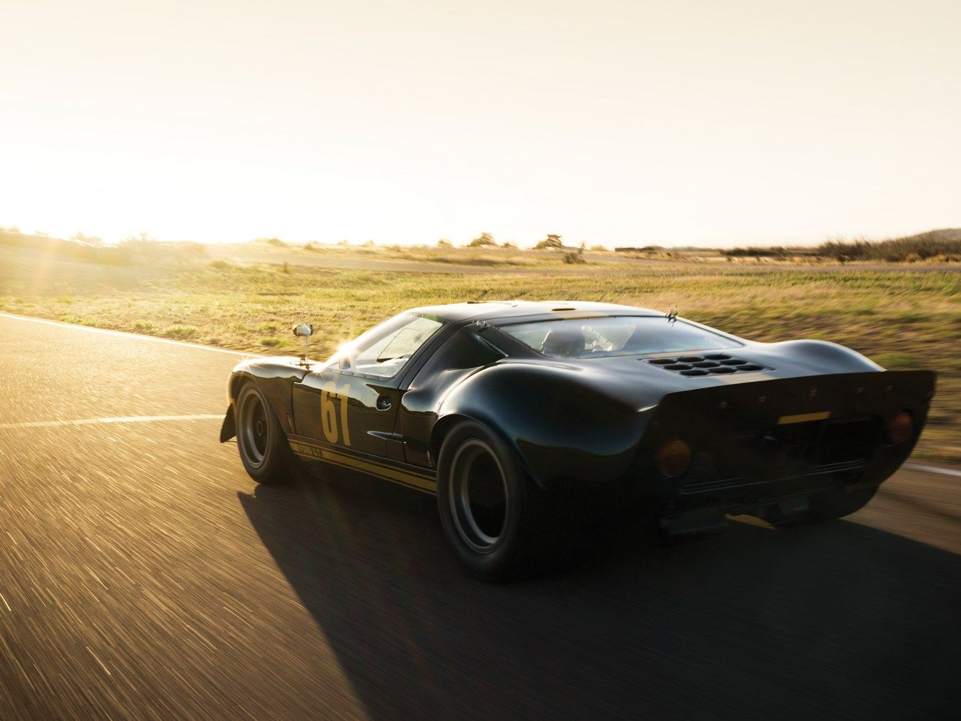 Rare Road-Legal 1966 Ford GT40 Mk1 May Fetch Over $4 Million | brain ...
