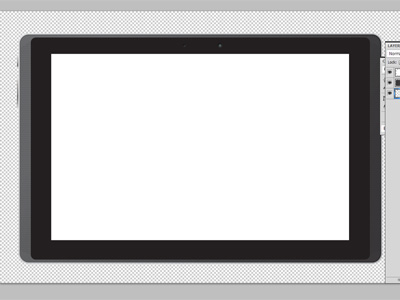 Free Vector Android Tablet Frame Psd Vector Free Tablet Android Tablets