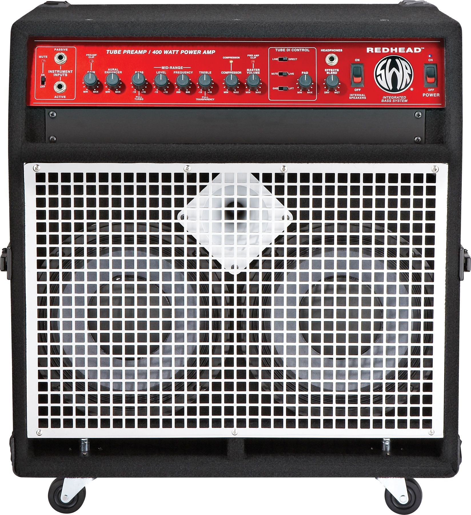 swr redhead bass amp sounds great for some people did not sound good for me i bought a. Black Bedroom Furniture Sets. Home Design Ideas