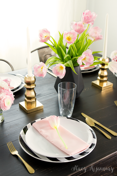 Valentine\'s Day Table Setting | Not JUST A Housewife | Tabletops ...