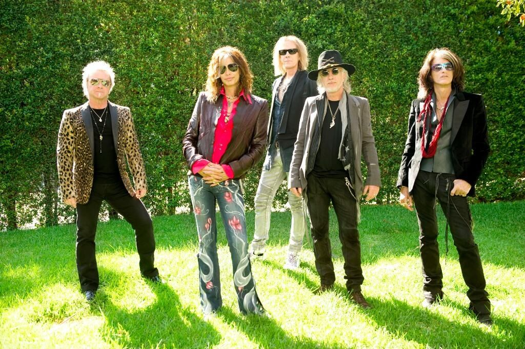 Aerosmith Boys