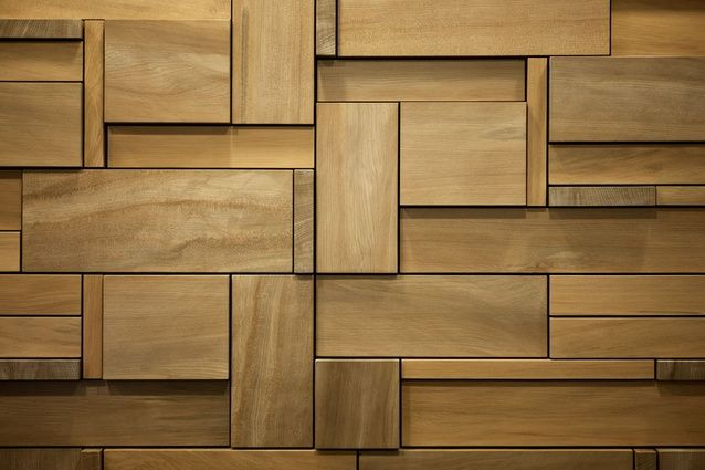 Feature wall of swamp kauri wood walls wall exterior - Wooden cladding for exterior walls ...