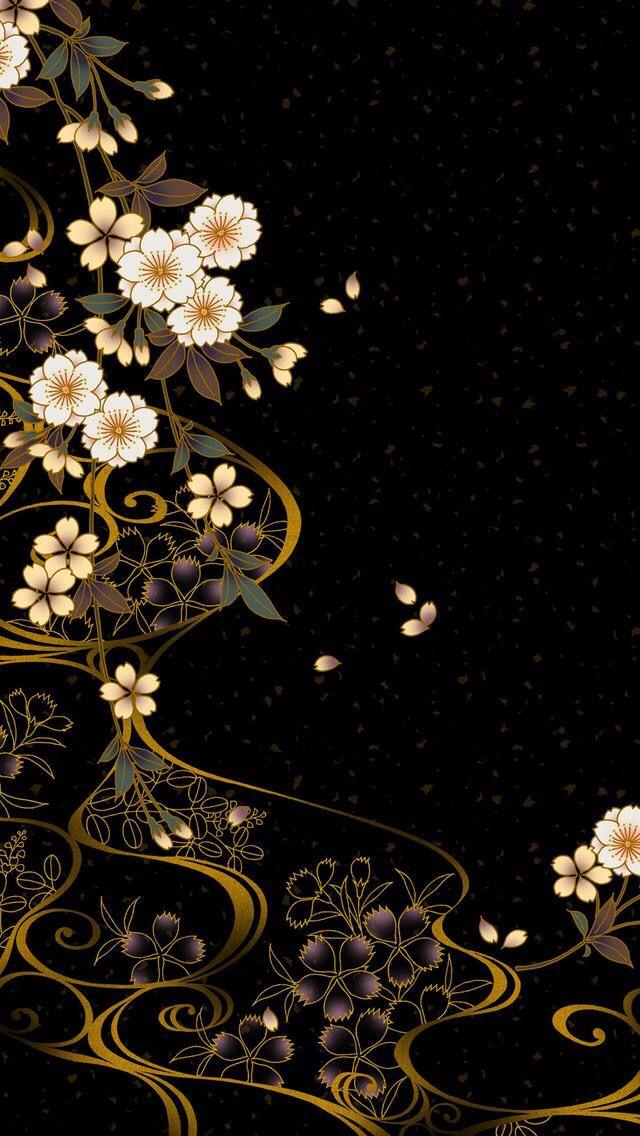 Wallp iphone 5s bloemen plaatjes 2 pinterest cran for Fond ecran iphone 5s
