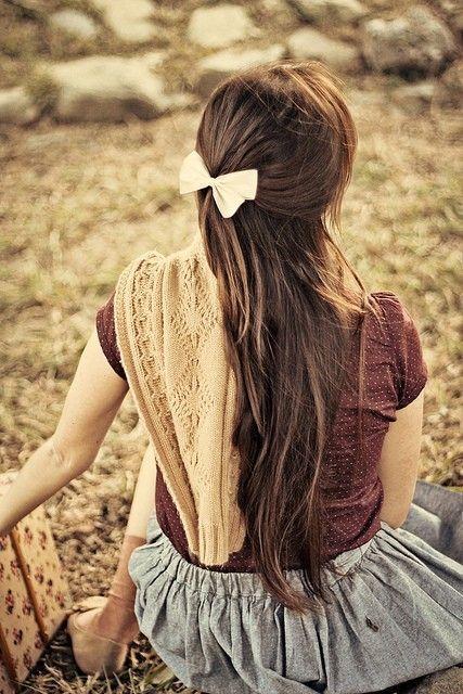 Long long hair <3!