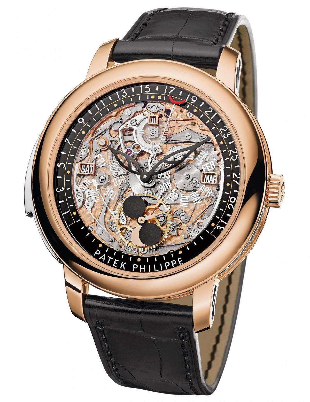 3f592e5ea1d Patek Philippe Grand Complication 5304 R27 - Watchonista