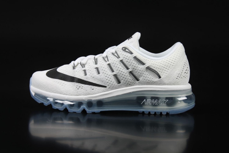 huge discount 5fcde bea78 Nike - Nike Air Max 2016 WMNS Summit White Black White Sneaker 806772 100 -  Fahrenheitstore