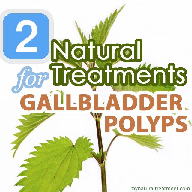 Gallbladder Polyps Natural Treatment