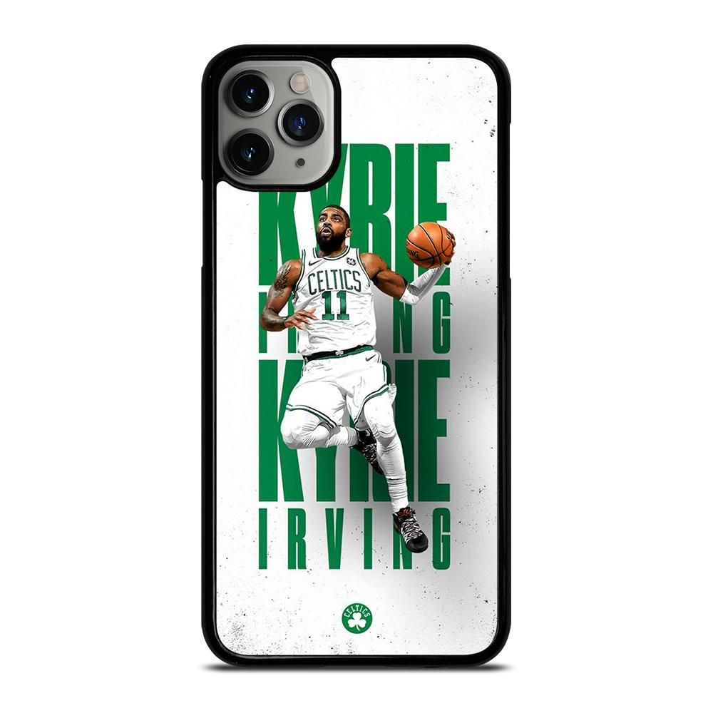 Boston Celtics 11 Kyrie Irving 3 iphone case