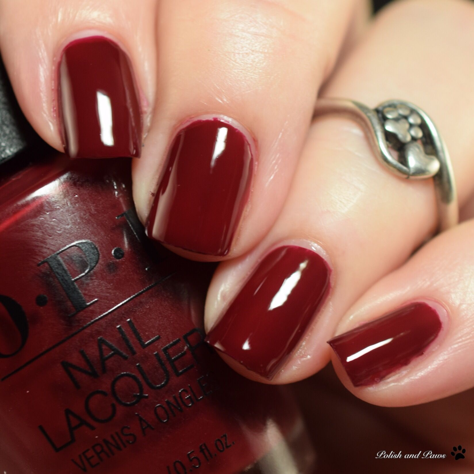 Opi The Nutcracker And The Four Realms Opi Ginger S Revenge Nail Polish Colors Nail Polish Nails