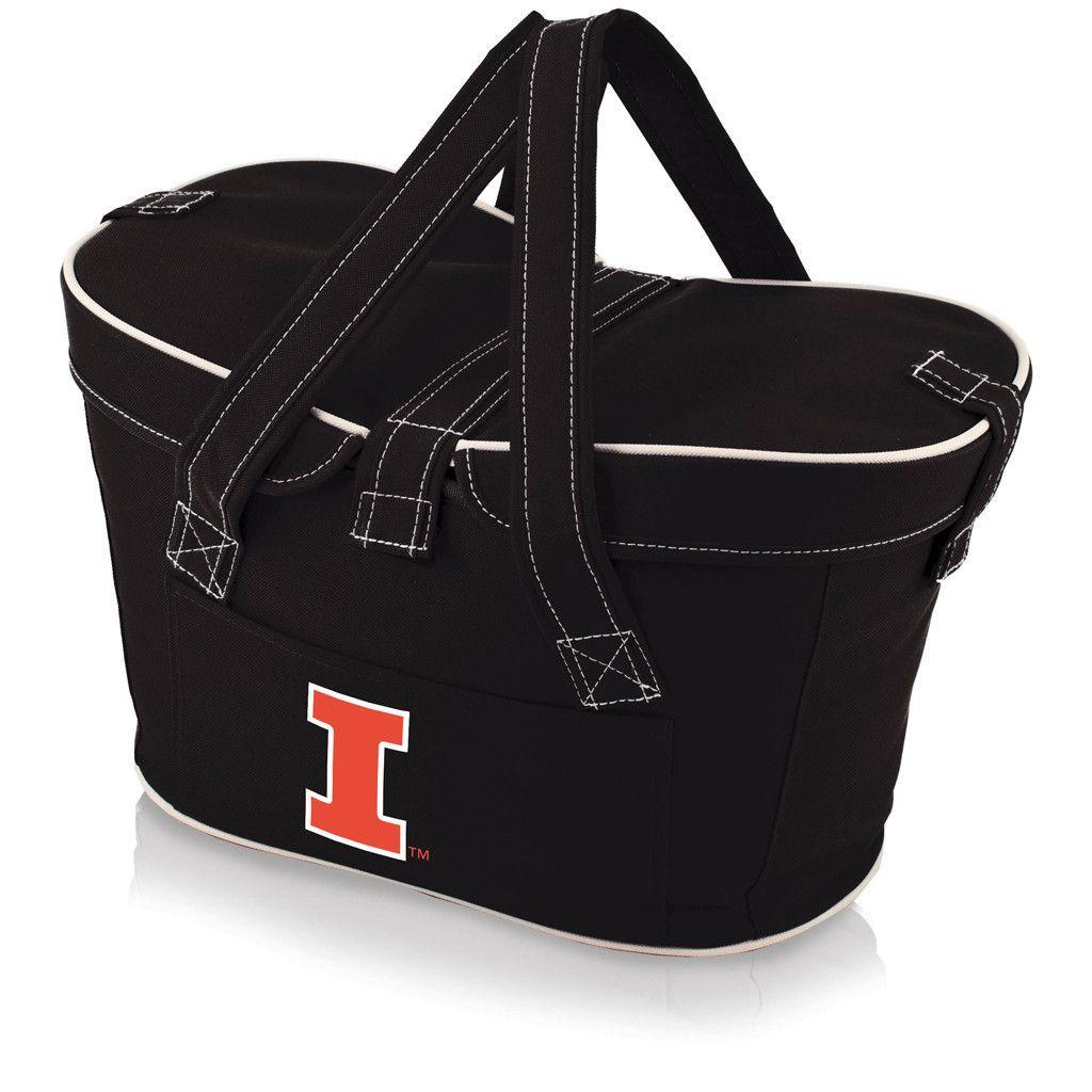 Illinois Fighting Illini Split-Lid Cooler Basket