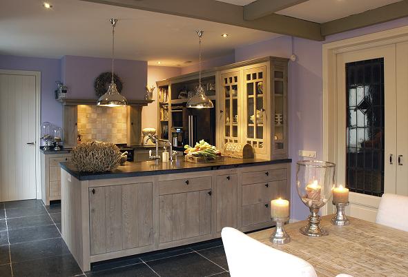 eiken keukens op maat interieur pinterest nordisch wohnen k che und landhausk chen. Black Bedroom Furniture Sets. Home Design Ideas
