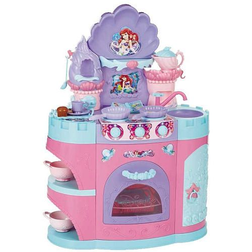 Disney Princess Ariel Kitchen   Creative Designs   Toys  Part 93
