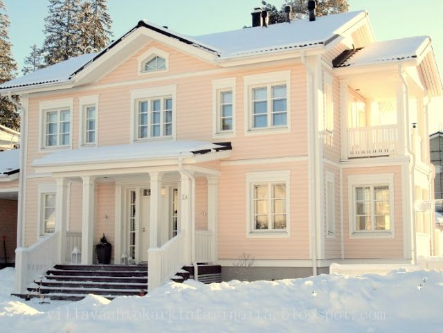 Our home, winter 2012