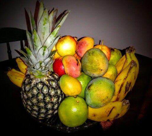Amo fruteiras...
