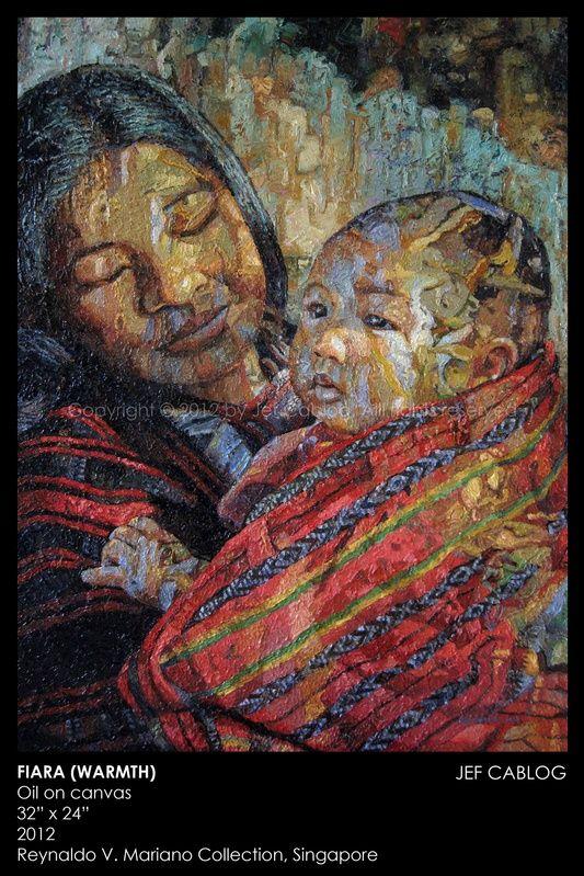 Peintures à l'huile 2009présent L'ART DE JEF CABLOG
