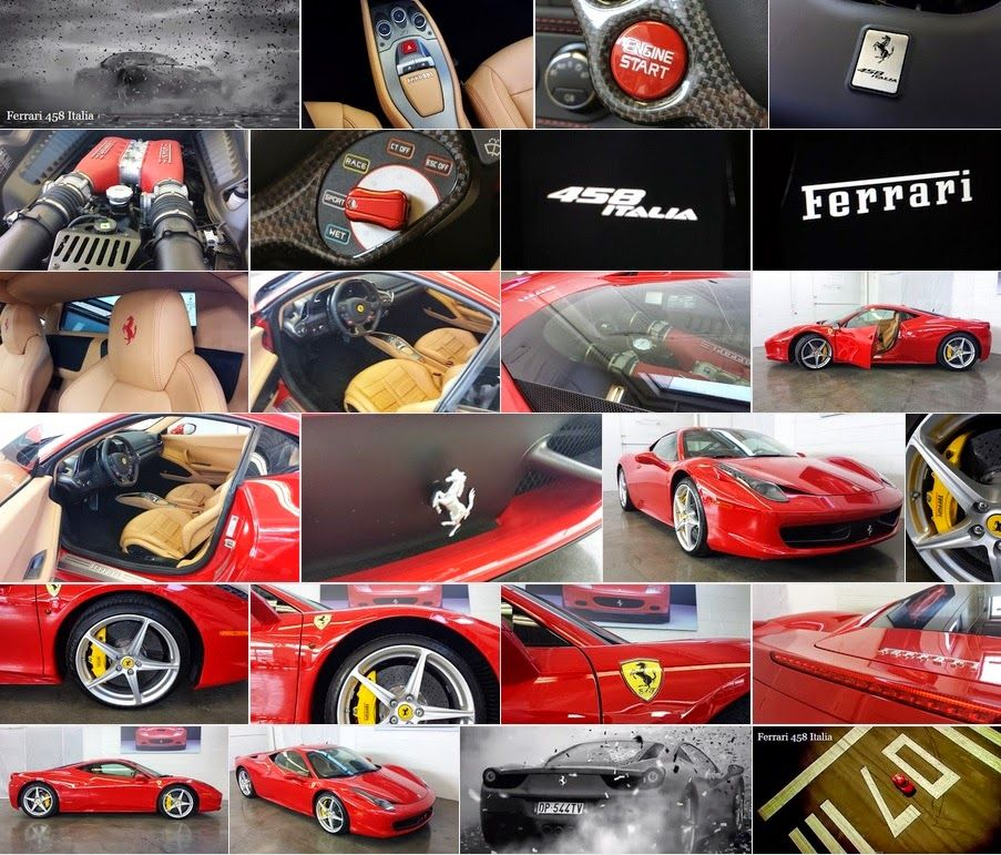 Pin On Ferrari Quality Pre-Owned ForeignCarsItalia