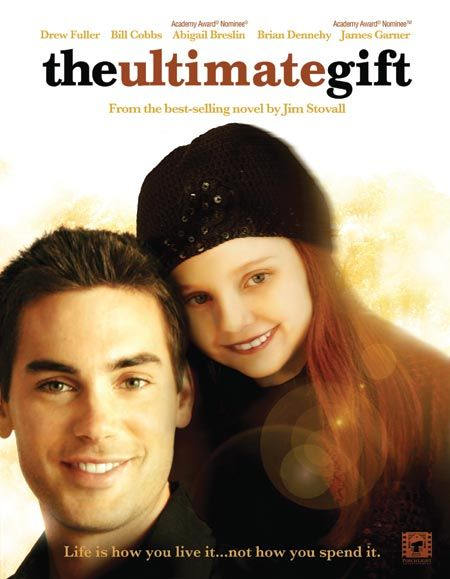 The Ultimate Gift One Of My Favorite Movies Of All Time Cry Every Time The Ultimate Gift Movie Christian Movies Good Movies