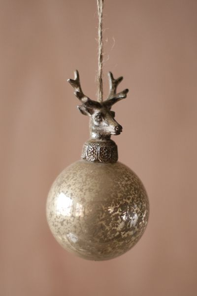 Weihnachtsdeko Globus.Globus Old Vintage Christmas Decoration Christmas Decorations