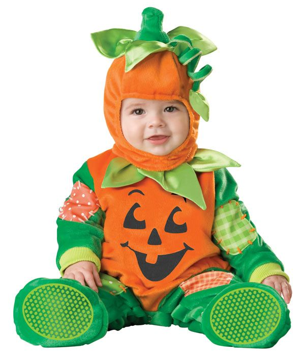 Super Deluxe Pumpkin Patch Baby Costume  sc 1 st  Pinterest & Super Deluxe Pumpkin Patch Baby Costume | For Wee Ones | Pinterest ...