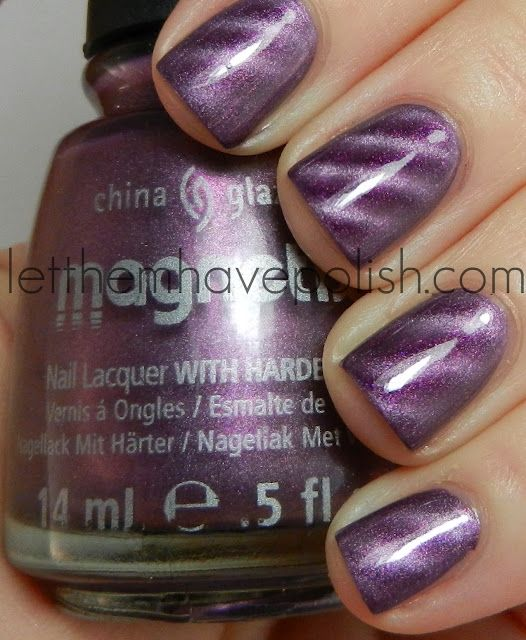 China glaze magnetix | You Nailed It! | Pinterest | China glaze
