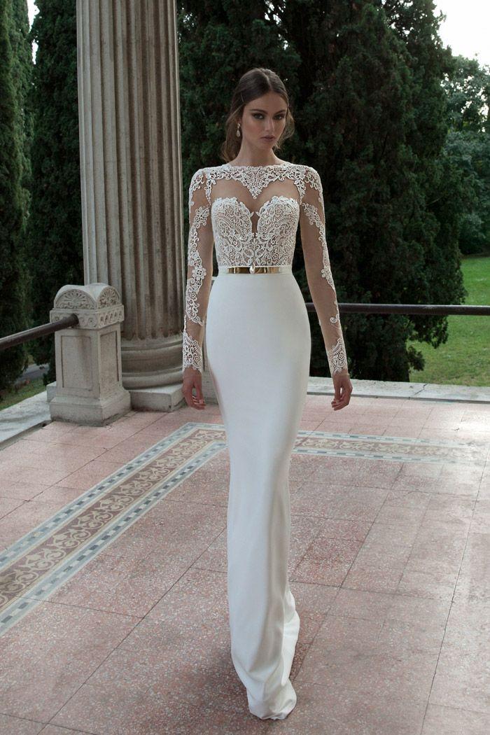 BERTA Bridal Winter 2014 Collection | Brautmode, Hochzeitskleider ...