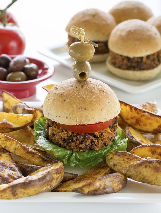 Black Bean Burger Vegan Recipes