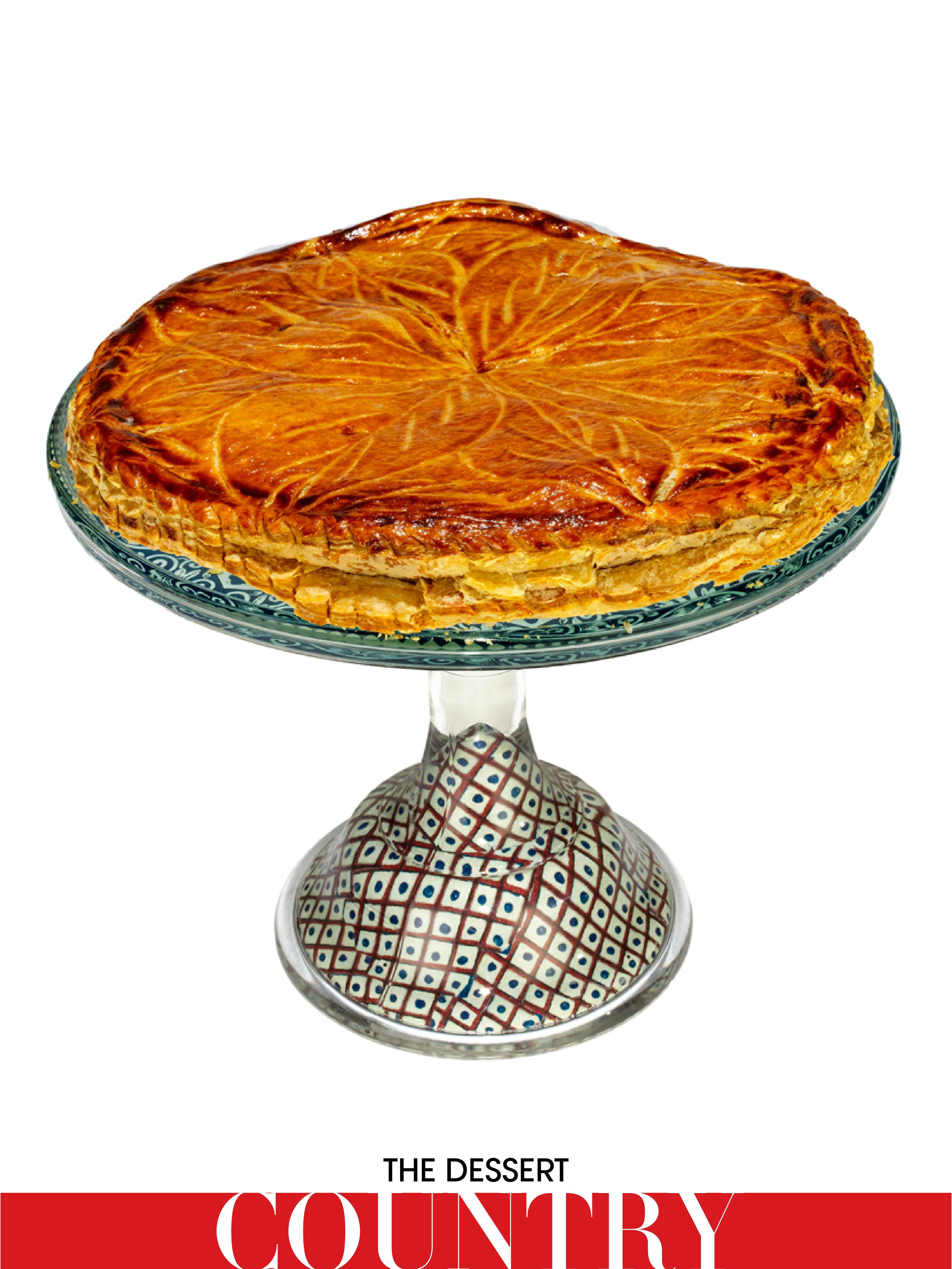 Francois Payard Bakery NYC Galette des Rois, from $45payard.com    John Derian Cake Stand, $350John Derian, NYC, 212.677.3917