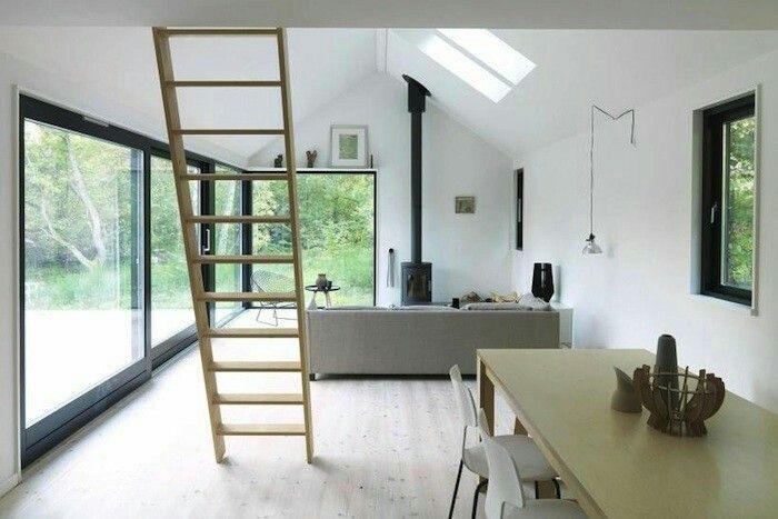 Swedish summer house.