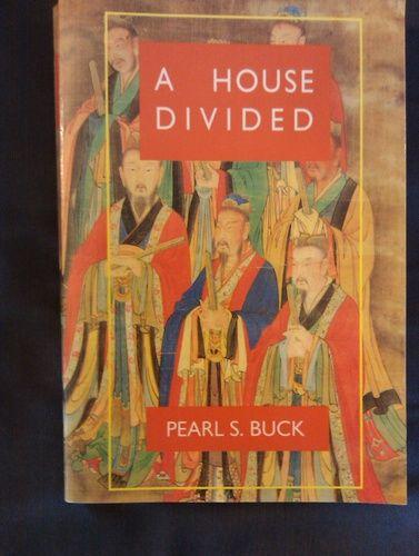 ผลการค้นหารูปภาพสำหรับ a house divided pearl s buck