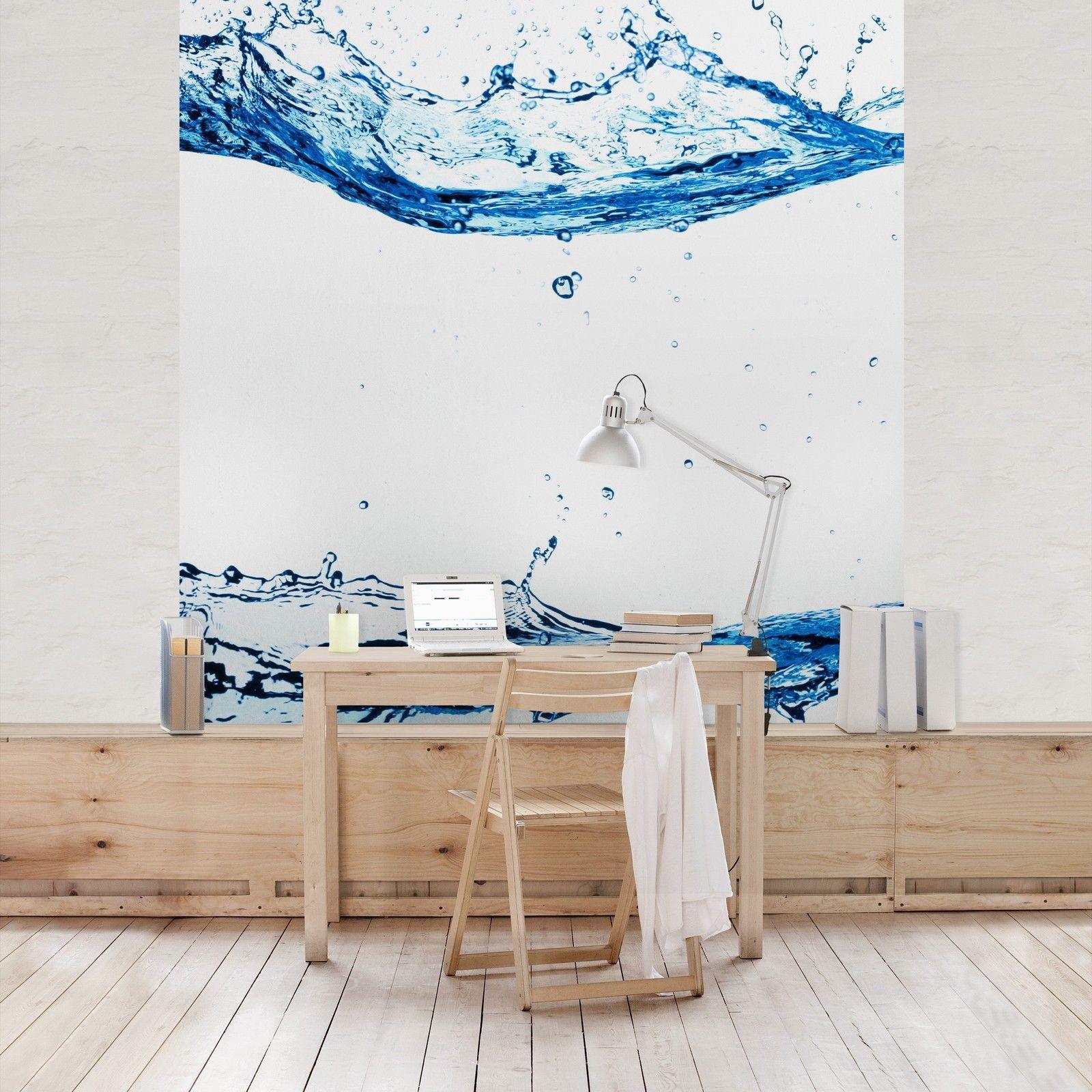 Vliestapete Wasserwelten Fototapete Quadrat eBay (mit