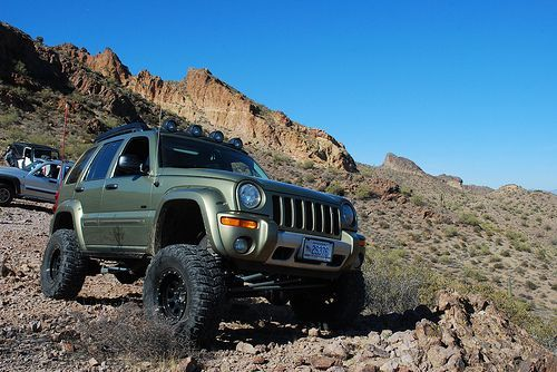 Jeep Liberty Solid Axle Swap Lifted Sfa Jeep Liberty Renegade