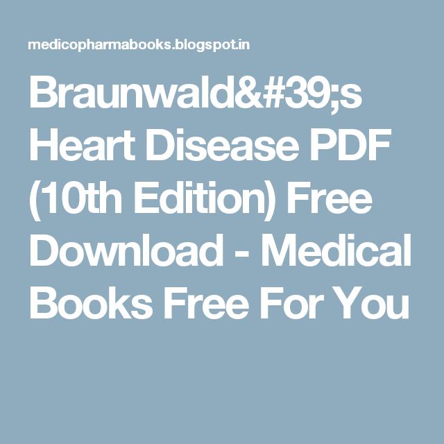 Braunwald Cardiology 9th Edition Pdf