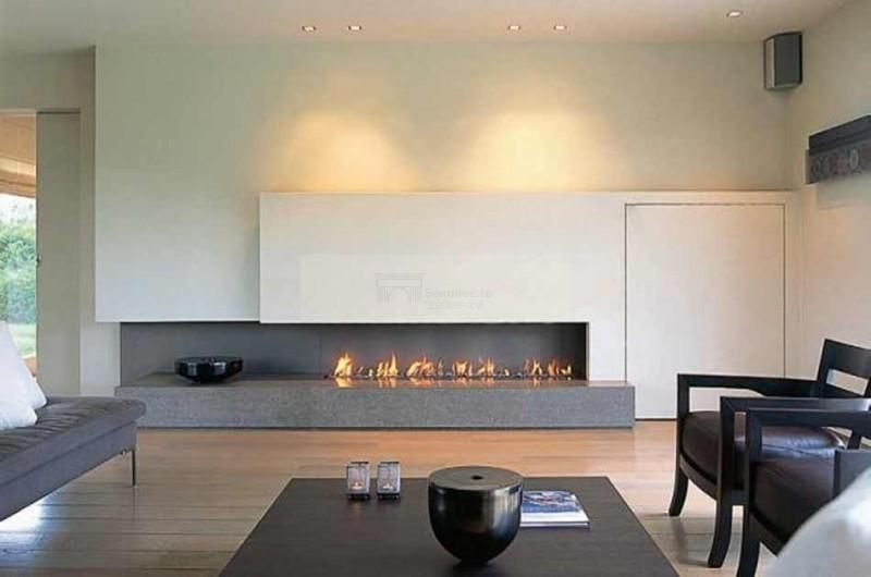 Find This Pin And More On Idei By Theblurryphan. Contemporary Gas Fireplace  Inserts With Chair. Some Of These Pictures ...
