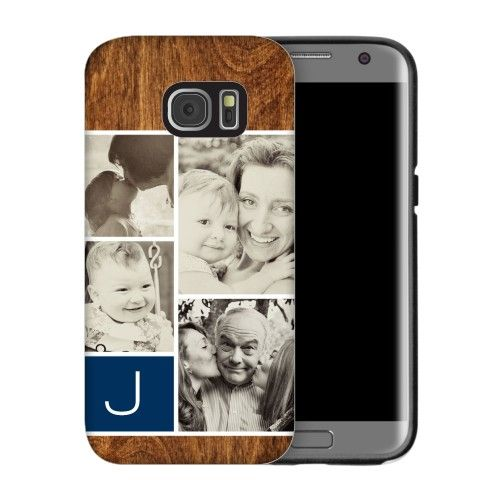 separation shoes f2bc3 7c066 Rustic Monogram Samsung Galaxy Case | Phone Cases | Products ...
