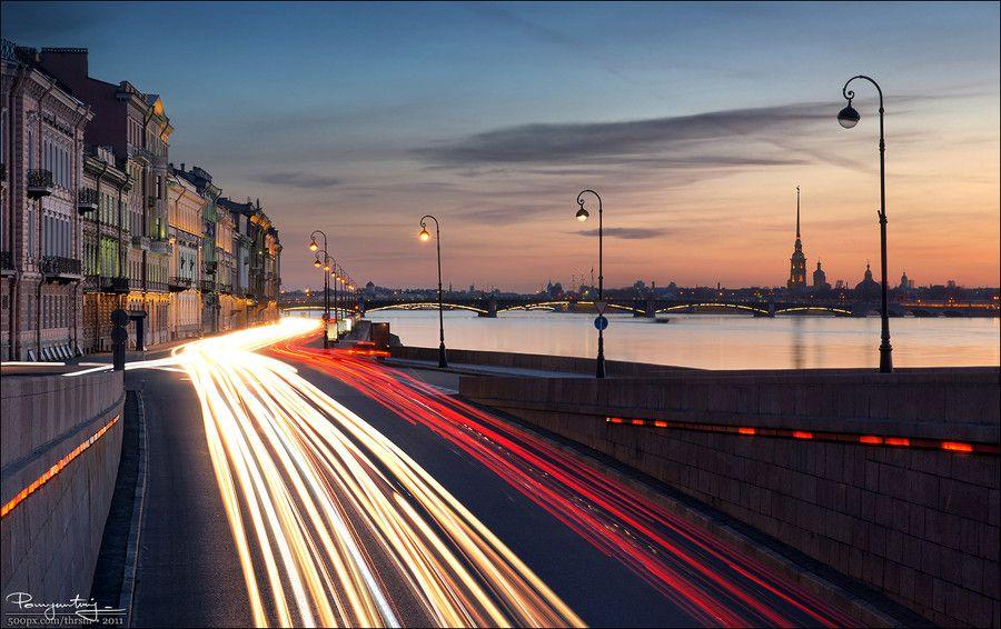 Дороги санкт петербург картинки