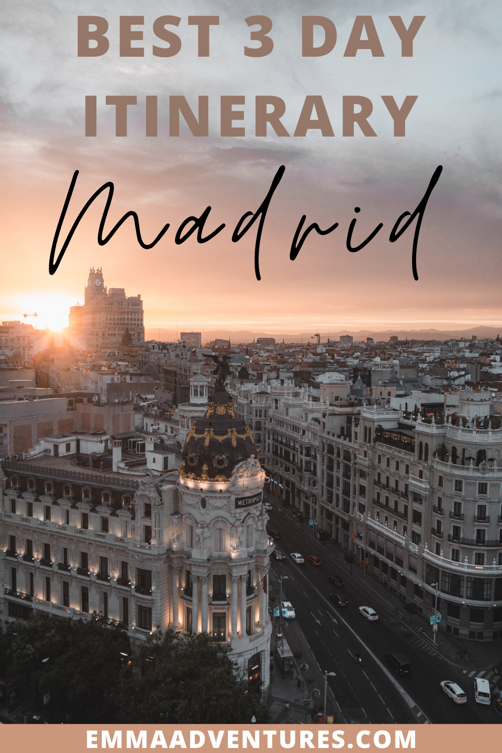 The Ultimate Madrid Travel Itinerary In 2020 Madrid Travel Ibiza Travel Spain Travel
