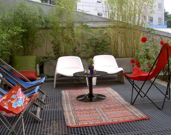 déco terrasse appartement | Mobilier Jardin | Pinterest ...